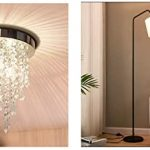 Light up your room with chandelier lampshades