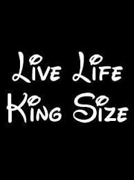 Live, king size