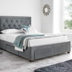 Merits of double bed with storage