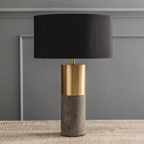 Modern lamp for a modern home