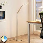Nice floor lamp with reading lamp