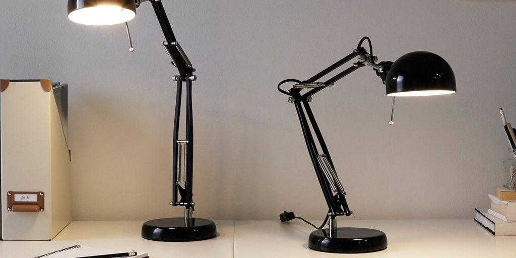 One of the best lighting fixtures: reading lamp