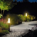 Outdoor garden light