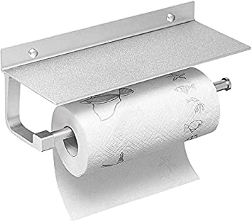 paper towel holder wall bracket