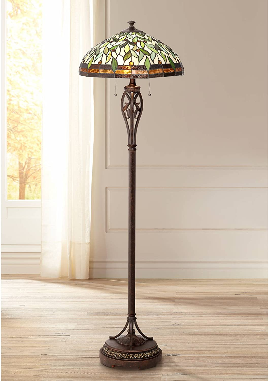 Perfect tiffany style floor lamps for your home