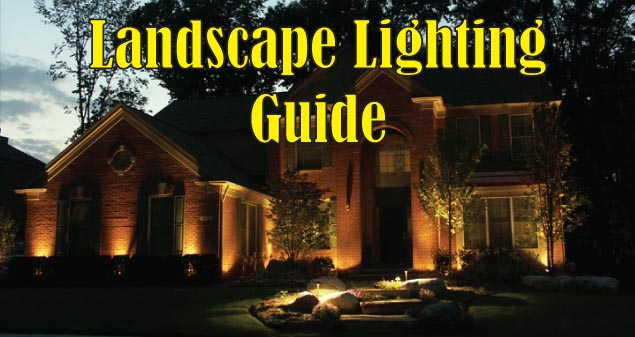 Reasons use low voltage lighting for landscaping