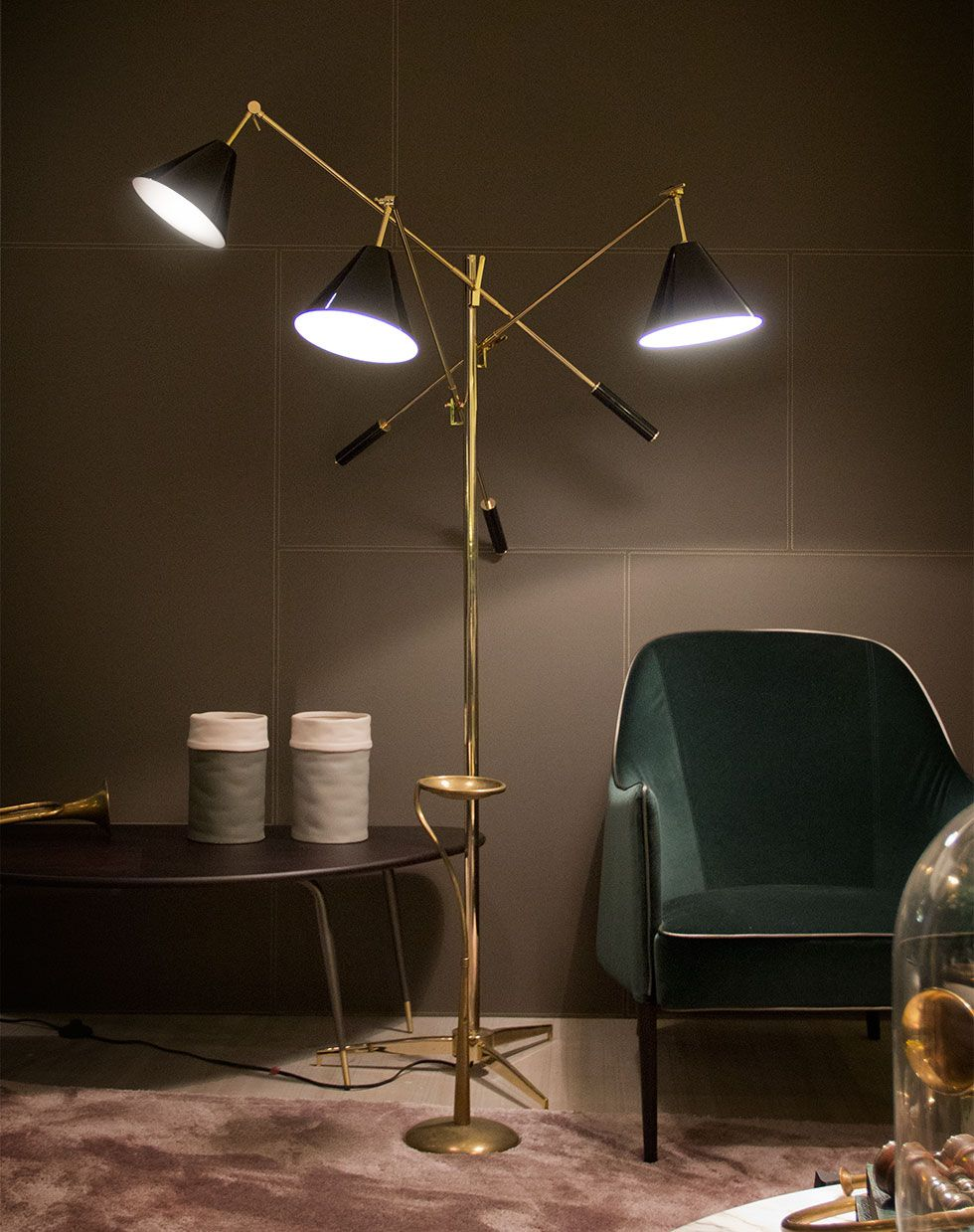 Retro floor lamps is making a comeback find out how