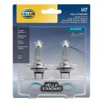 Review of a halogen lamp