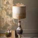 Rustic table lamp for your home