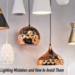 Some common mistakes to avoid when it comes to ceiling lighting.