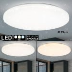 Star ceiling light: a ceiling light per excellence