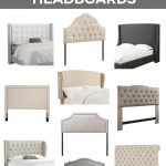 stylish but cheap headboards