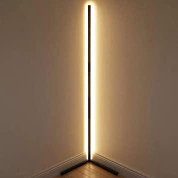 The corner floor lamp