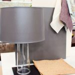 Tips and tricks for painting a gray lampshade