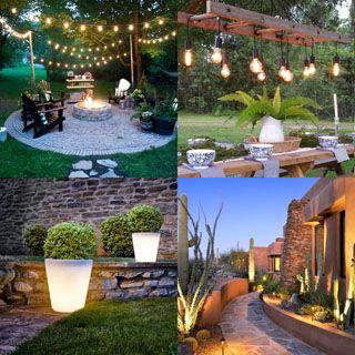 Tips for outdoor lighting