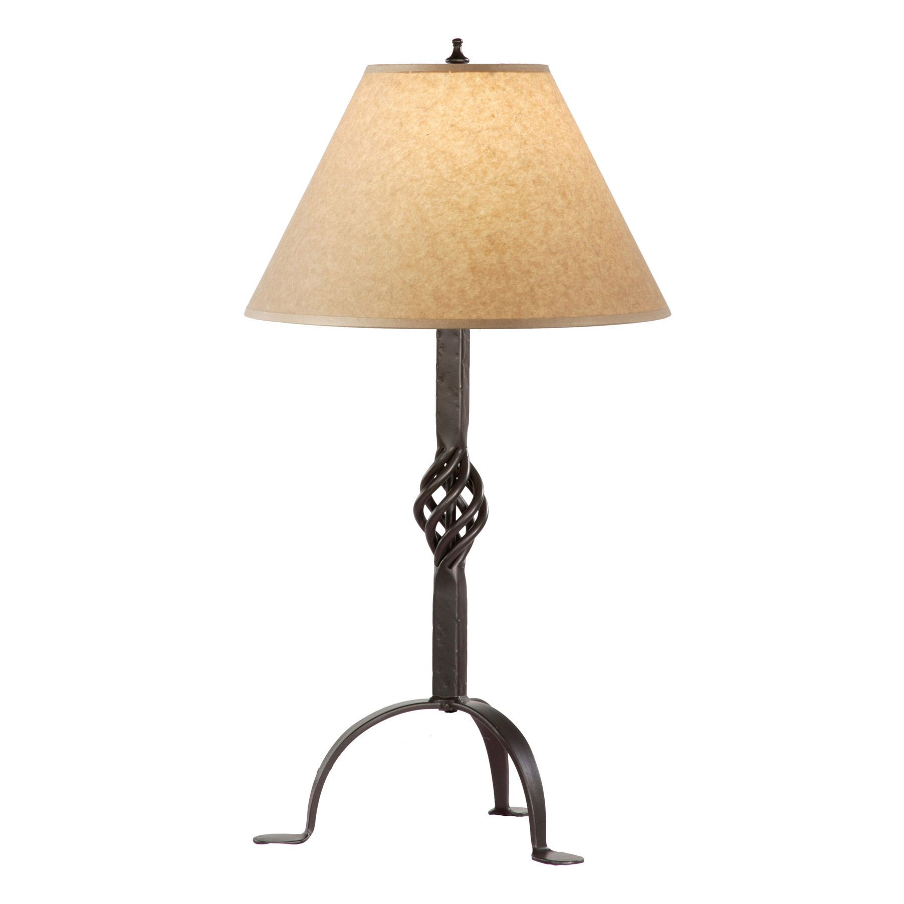 Tips on buying new wrought iron table lamps
