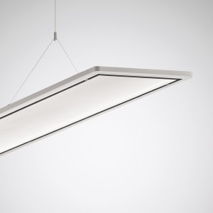 Types of suspended luminaires