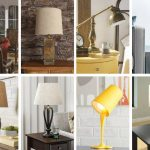 Types of unique table lamps