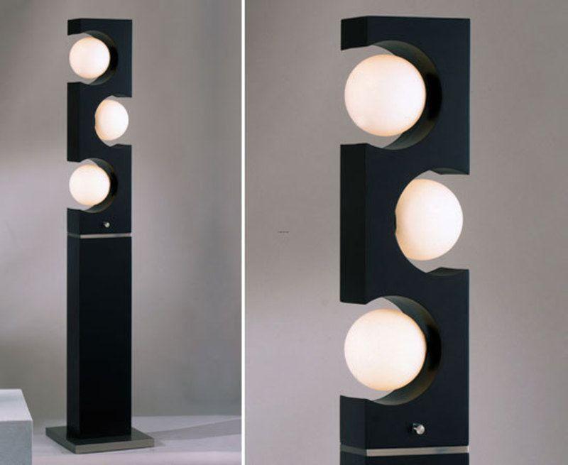 Unique lamps in lighting