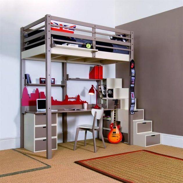 Variations in loft beds