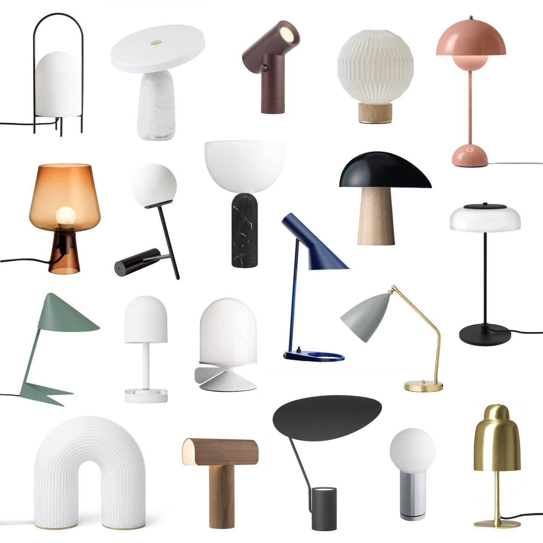 Various table lamp design
