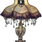 Victorian table lamps