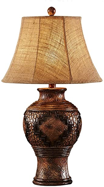 vintage bedside lamps from books