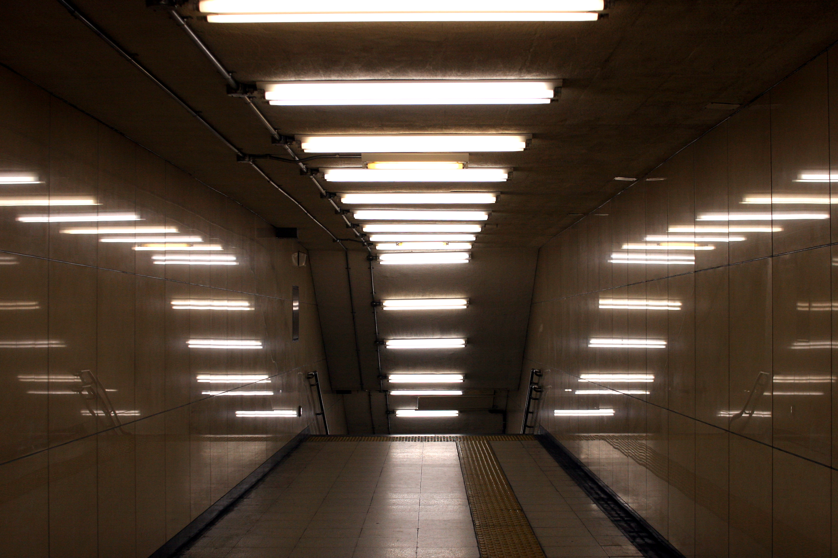 What are fluorescent lamps?