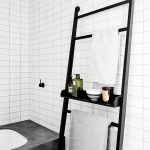 What are towel ladders?