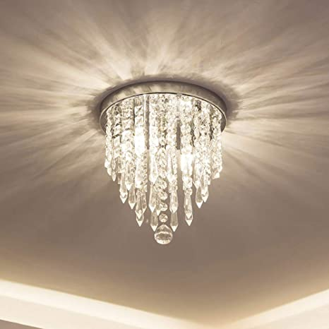 What is a small chandelier?