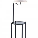 Wrought iron floor lamps: ideal lightening furniture for your home